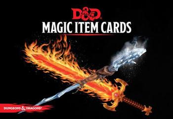 D&D: Spellbook Cards: Magic Item Cards