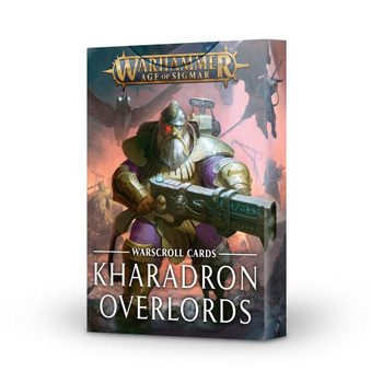 84-03 Warscrolls: Kharadron Overlords