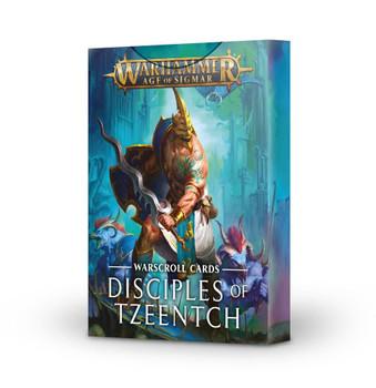 83-46 Warscrolls: Disciples of Tzeentch