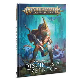 83-45 Battletome: Disciples of Tzeentch