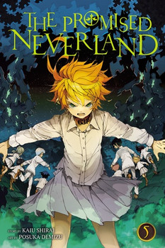 Promised Neverland Vol 5