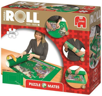 Puzzle Mate: Puzzle & Roll 500 -1500