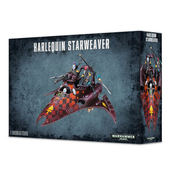 58-12 Harlequin Starweaver
