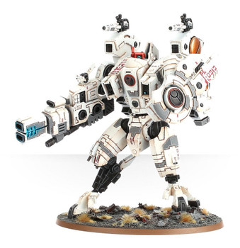 56-13 Tau Empire XV104 Riptide Battlesuit 2017