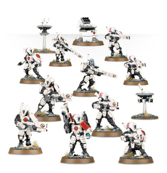 56-06 Tau Empire Fire Warriors 2017