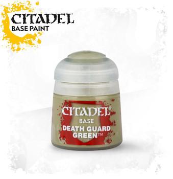 21-37 Citadel Base: Death Guard Green