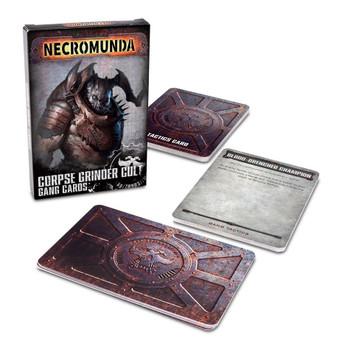 300-51 Necromunda: Corpse Grinder Gang Cards