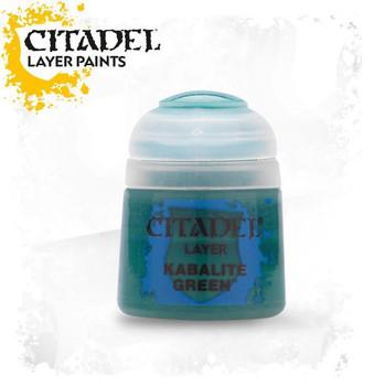 22-21 Citadel Layer: Kabalite Green