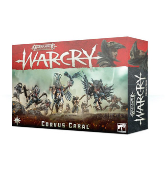 111-03 AOS Warcry: Corvus Cabal