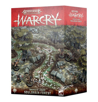 111-33 AOS Warcry: Souldrain Forest