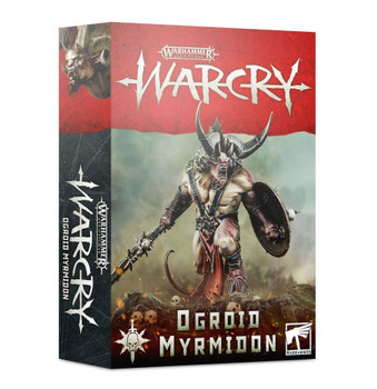 111-25 AOS Warcry: Ogriod Myrmidon