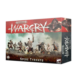 111-26 AOS Warcry:Spire Tyrants