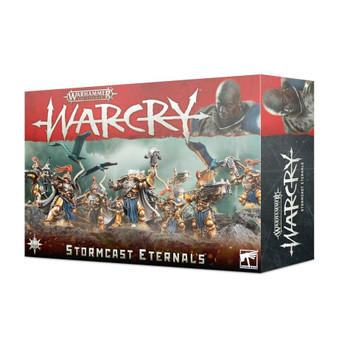 111-34 AOS Warcry: Stormcast Eternals