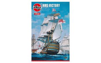 HMS Victory 1765 1:180 Scale Model Kit