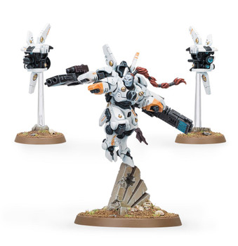 56-29 T'au Empire: Commander Shadowsun