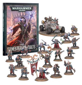 70-60 Start Collecting!: Genstealer Cults