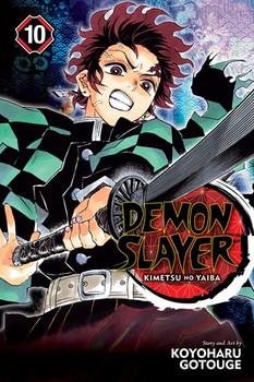 Demon Slayer Vol 10