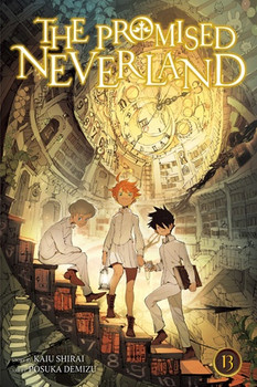 Promised Neverland Vol 13