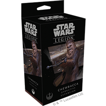 Star Wars Legion: Chewbacca Operative