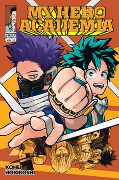 My Hero Academia vol 23