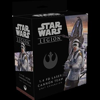Star Wars Legion: 1.4FD Laser Cannon Team
