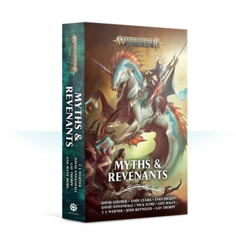 BL2760 Myths and Revenants PB