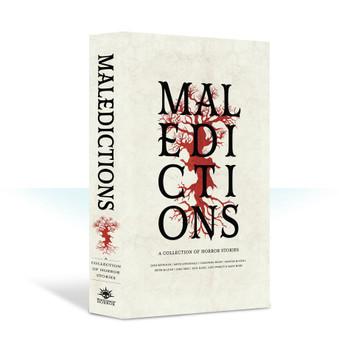 BL2646 Maledictions: A Horror Anthology PB