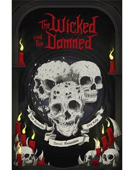 BL2647 The Wicked and the Damned PB