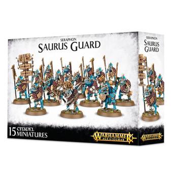 88-12 Seraphon Saurus Guard