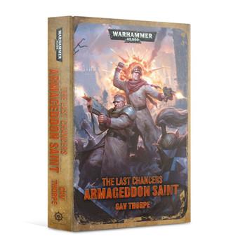 BL2691 Last Chancers: Armagendon Saint HB