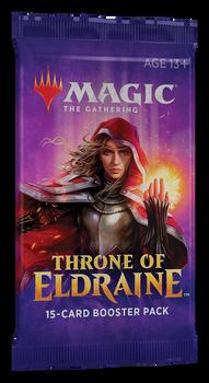 Throne of Eldraine: Draft Booster