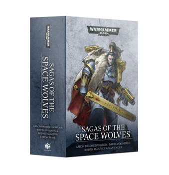 BL2695 Sagas of the Space Wolves PB