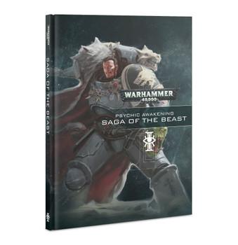 40-35 Psychic Awakening: Saga of the Beast HB