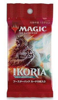 Ikoria: Lair of the Behemoths Draft Booster (Japanese)