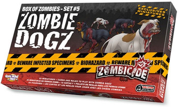 Zombicide: Zombie Dogs