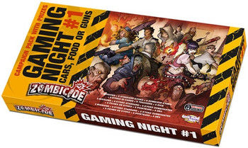 Zombicide: Game Night Kit