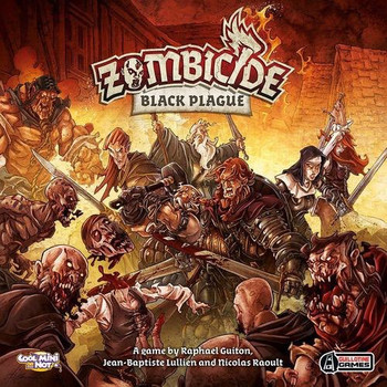 Zombicide: Black Plague