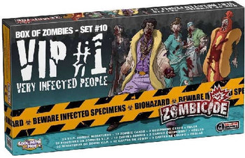 Zombicide: Very Infected People