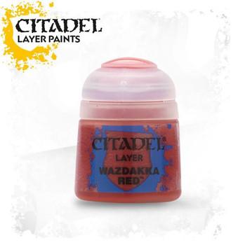 22-07 Citadel Layer: Wazdakka Red