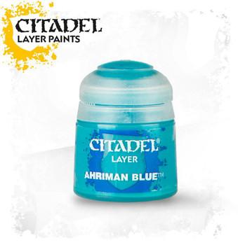 22-76 Citadel Layer: Ahriman Blue