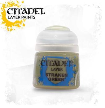 22-28 Citadel Layer: Straken Green