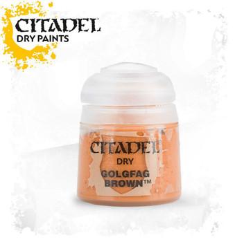 23-26 Citadel Dry: Golgfag Brown
