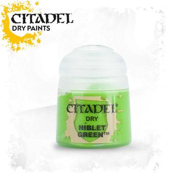 23-24 Citadel Dry: Niblet Green