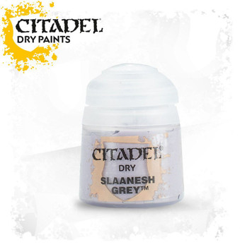 23-32 Citadel Dry: Slaanesh Grey