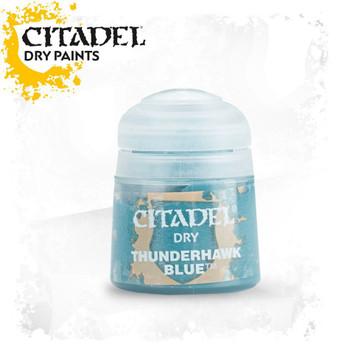 23-32 Citadel Dry: Thunderhawk Blue