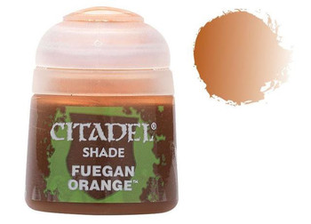 24-02 Citadel Shade: Fuegan Orange(12ml)
