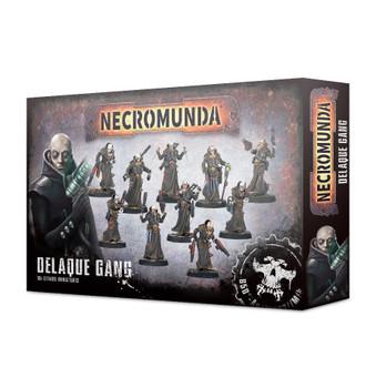 300-36 Necromunda: Delaque Gang