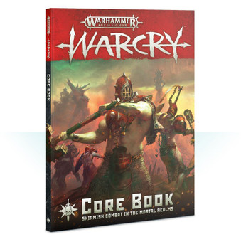 111-23-60 AOS Warcry: Core Rule Book SB