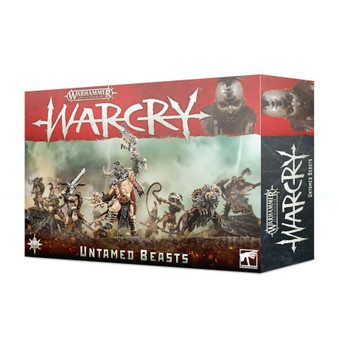 111-19 AOS Warcry: Untamed Beasts (Unboxed)