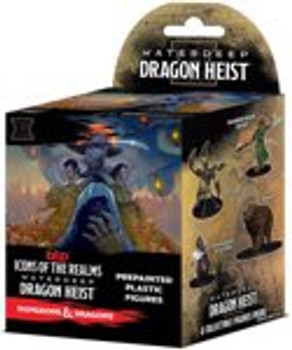 Icons of the Realms: Waterdeep Dragon Heist